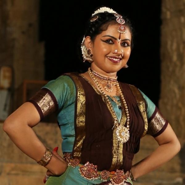 Classical Bharatanatyam