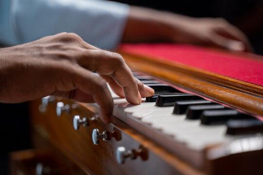 Harmonium Lessons