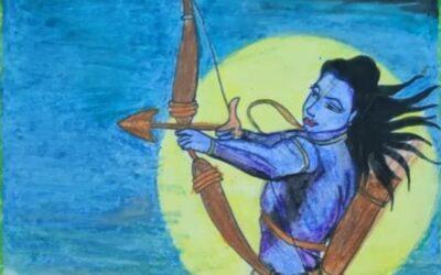 Alekhya Kala (Drawing & Painting)